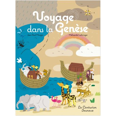 Jean-Paul Mongin - Voyage dans la Genèse