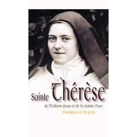 Sainte Thérèse de l'Enfant Jésus et de la Sainte Face