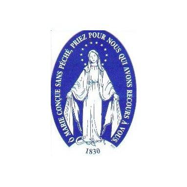 Médaille miraculeuse - intérieur