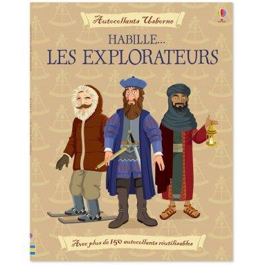 Struan Reid - Habille... les explorateurs