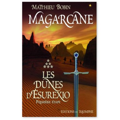 Matthieu Bobin - Magarcane Tome 6