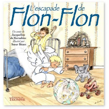 Jacqueline de Kersabiec - L'escapade de Flon-Flon