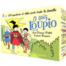Jean-François Kieffer - Le Quiz Loupio