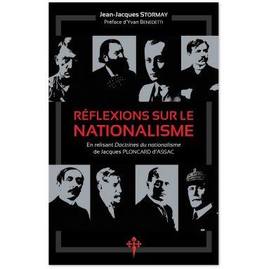 Jean-Jacques Stormay - Réflexions sur le nationalisme