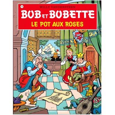 Willy Vandersteen - Le pot au roses - N°145