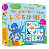 Sous la Mer - Mon coffret livre et jeux