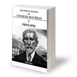Oeuvres et écrits de Charles Maurras - Volume V