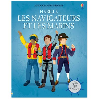 Rachel Firth - Habille... les navigateurs et les marins