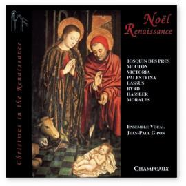 Josquin Desprez - Noël Renaissance