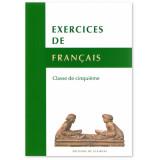 Exercices de Français 5°
