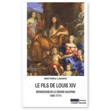 Le fils de Louis XIV