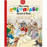 Mon cahier de coloriage Avent et Noël