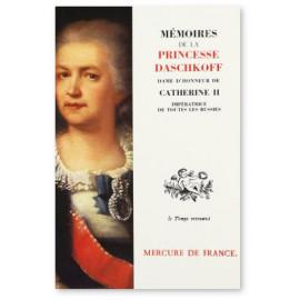 Mémoires de la princesse Daschkoff