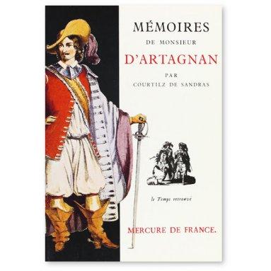 Courtilz de Sandras - Mémoires de Monsieur d'Artagnan