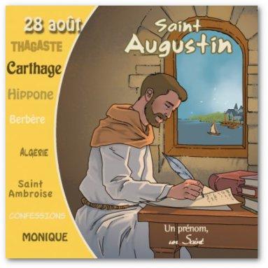 Marc Geoffroy - Saint Augustin