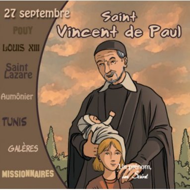 Marc Geoffroy - Saint Vincent de Paul