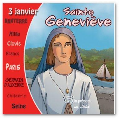 Marc Geoffroy - Sainte Geneviève