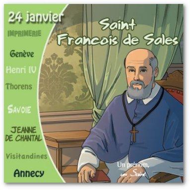 Marc Geoffroy - Saint François de Sales