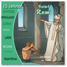 Marc Geoffroy - Saint Rémi