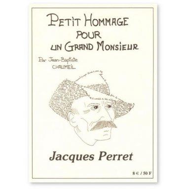 Jean-Baptiste Chaumeil - Petit hommage pour un Grand Monsieur
