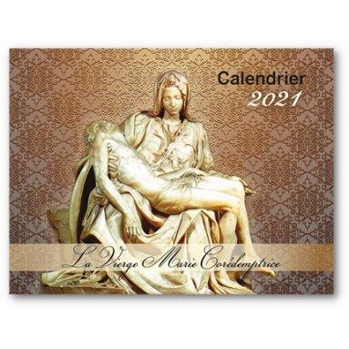 Fraternité Saint Pie X - Calendrier liturgique 2021