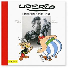 Philippe Cauvin - Uderzo intégrale 1941-1951