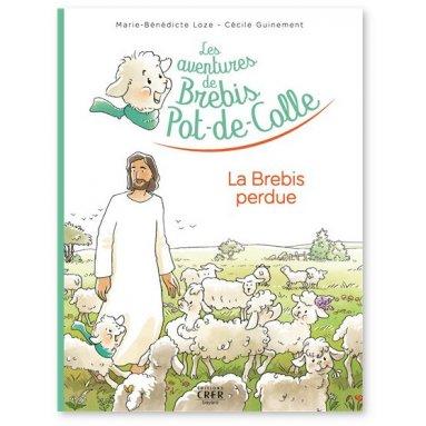 Marie-Bénédicte Loze - Les aventures de Brebis Pot-de-colle - 1