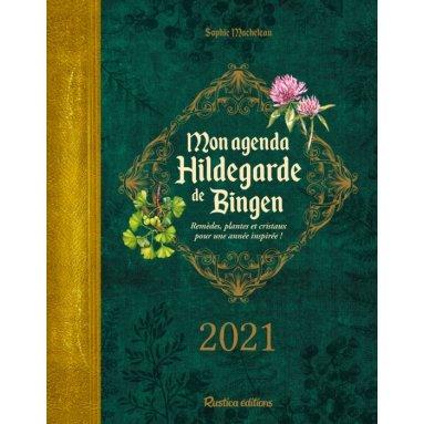 Sophie Macheteau - Mon agenda Hildegarde de Bingen 2021