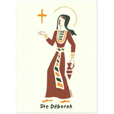 Bénédictines de Vénières - Sainte Déborah