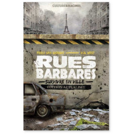 Rues Barbares - Edition actualisée