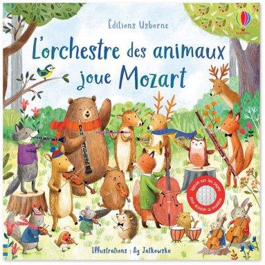Sam Taplin - L'orchestre des animaux joue Mozart
