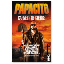 Papacitio - Carnets de guerre