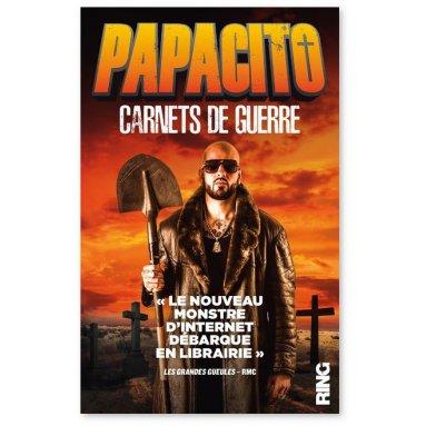 Papacitio - Carnets de guerre