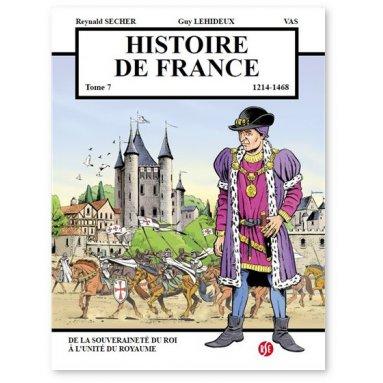 Reynald Secher - Histoire de France Tome 7