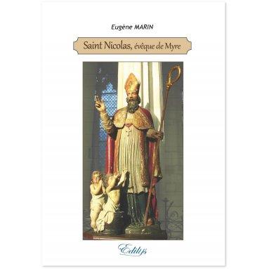 Eugène Marin - Saint Nicolas, évêque de Myre