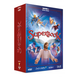 Bryant Paul Richardson - Superbook Tome 1 - Saison 1 épisodes 1 à 3