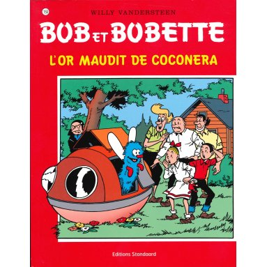 Willy Vandersteen - Bob et Bobette N°159