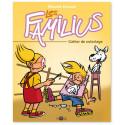 Les Familius cahier de coloriage