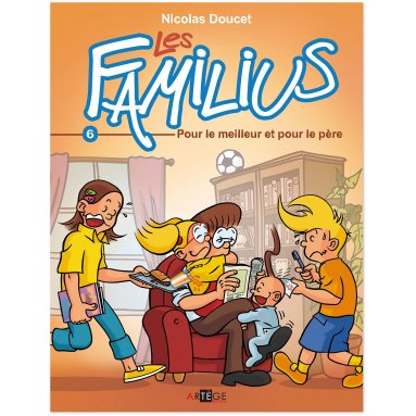 Nicolas Doucet - Les Familius - 6