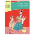 Les contes rouges du Chat perché - Avec un CD Mp3
