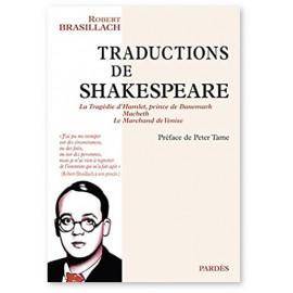 Robert Brasillach - Traductions de Shakespeare