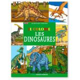 Je colorie les dinosaures