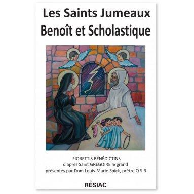Père Louis-Marie Spick - Les saints jumeaux Benoît et Scholastique