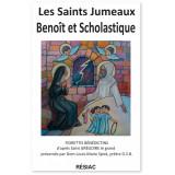 Les saints jumeaux Benoît et Scholastique