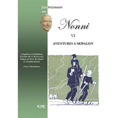 Aventures à Skipalon - volume 6
