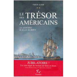 Fabien Clauw - Le Trésor des Américains - Volume 2