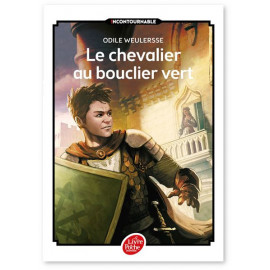 Odile Weulersse - Le chevalier au bouclier vert