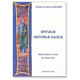 Abbé Lhomond - Epitome Historiae sacrae