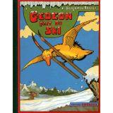 Gédéon fait du ski