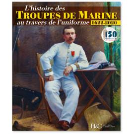L'histoire des Troupes de Marine au travers de l'uniforme